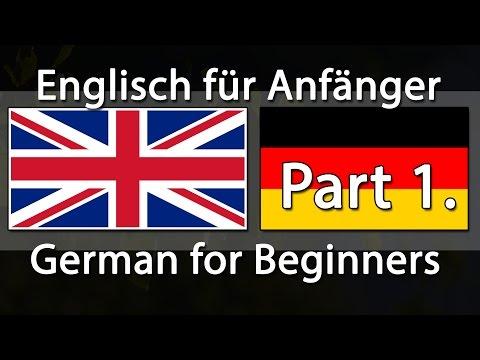 Englisch lernen / learn German - 750 english/german Phrases for beginner 1