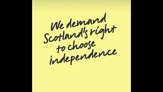 Mandate for a second referendum on Scottish Independence? Tories arguments against destroyed.