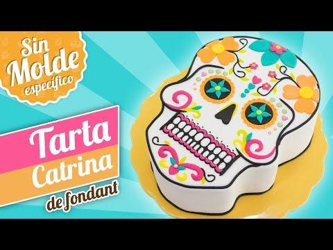Prepara Una Calavera Mexicana Para El Día De Muertos