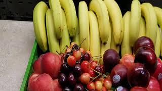 Rainier Cherries!! Featured in this Week's Basket