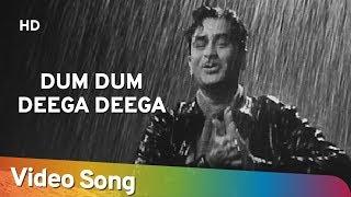 Dum Dum Deega Deega | Raj Kapoor | Chhalia | Mukesh