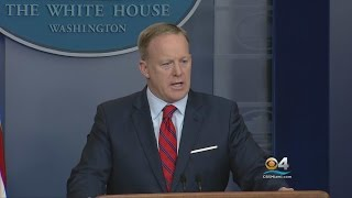 """""""He Was Not Using Gas On His Own People"""": Spicer Compares Hitler To Assad"""
