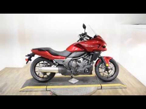 2014 Honda CTX®700 DCT ABS in Wauconda, Illinois - Video 1