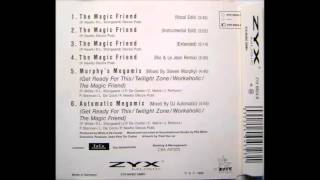 2 Unlimited - The Magic Friend (Extended) (ZYX Music, 1992)
