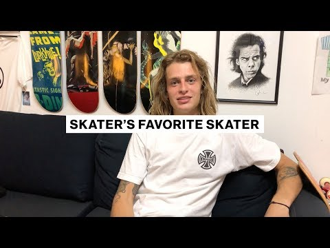 Skater's Favorite Skater: Axel Cruysberghs