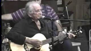 Johnny Cash - One (Music Video)