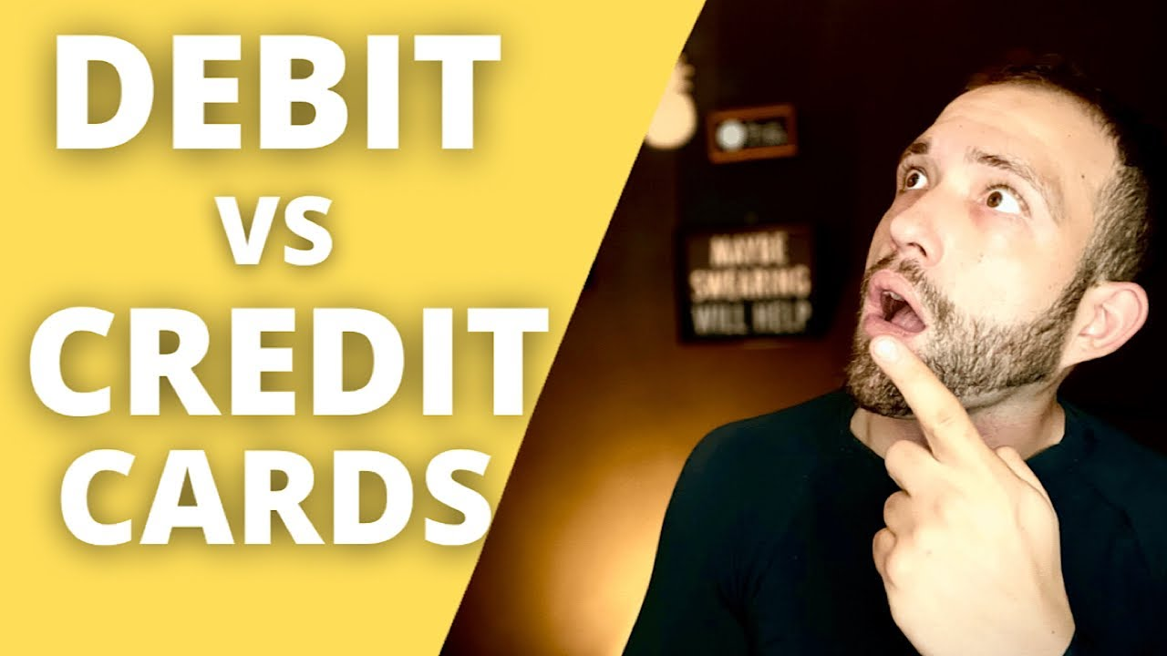 Credit Cards For Beginners - Credit Cards vs Debit Cards (Charge Card Advantages 2021) #Creditcards thumbnail