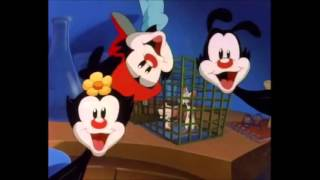"Pinky & the Brain (intro) 1993 ""Original Animaniacs Cut"""