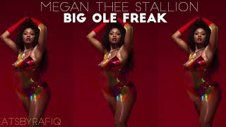 "Megan Thee Stallion ""Big Ole Freak"" (Instrumental) Prod. By Beatsbyrafiq W/Download"