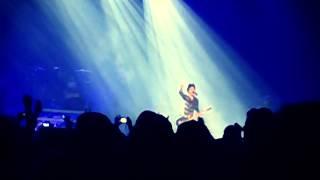 Green Day -  Brutal Love Live - 03.04.2013 - Multifancam Video