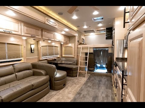 2016 Renegade Classic  Bunk Over Cab