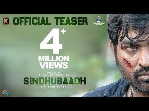 Sindhubaadh - Movie Trailer Image