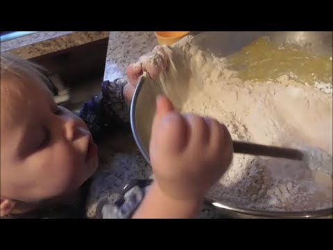 11-5-18 Visiting the Midwife and Making Apple Cake