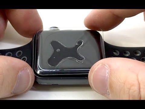 Pelicula UV Apple Watch Funciona? Como Instalar?