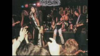 Aerosmith Milk Cow Blues Marquee Club London