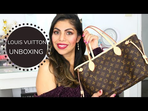 LOUIS VUITTON NEVERFULL PM UNBOXING, REVIEW & FIRST IMPRESSION | FABIOLAG