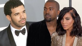Breaking Down The Drake And Kanye Kim Beef