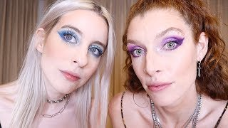 EUPHORIA MAKEUP TRANSFORMATION!!