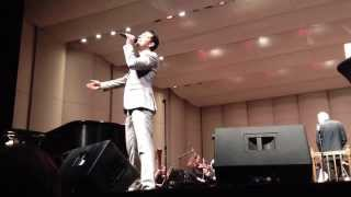 Chris Mann - Falling with the Southwest Michigan Symphony Orchestra