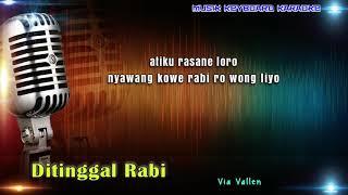 Ditinggal Rabi  Karaoke Tanpa Vokal