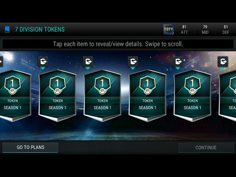 Video HOW TO GET FIFA MOBILE ATTACK MODE SEASON 1 TOKENS BEFORE THE END OF THE SEASON!!!!
