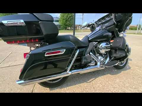 2014 Harley-Davidson Electra Glide® Ultra Classic® in Ames, Iowa - Video 1