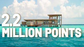 My Private Overwater Villa | Waldorf Astoria Maldives Review