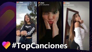 Top Canciones en Likee!! #LikeeMúsicaSquad