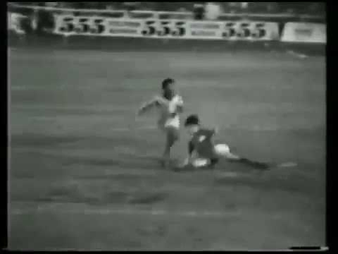 Larian Deras & Lorongan Bola Hassan Sani Kepada James Wong, Malaysia Layak Ke Sukan Olimpik 1980