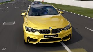 Gran Turismo Sport   BMW M4 Coupé @ Circuit de Barcelona-Catalunya