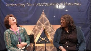 Interview @ Portal to Ascension Conference