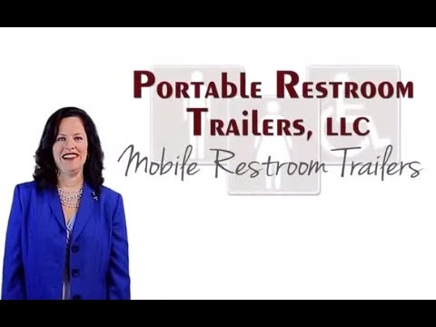 Portable Restrooms Trailer | The Premier Provider of Portable Restrooms