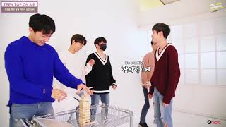 [ENG SUB] TEEN TOP ON AIR - Tried Leaving TEEN TOP in A White Room 1