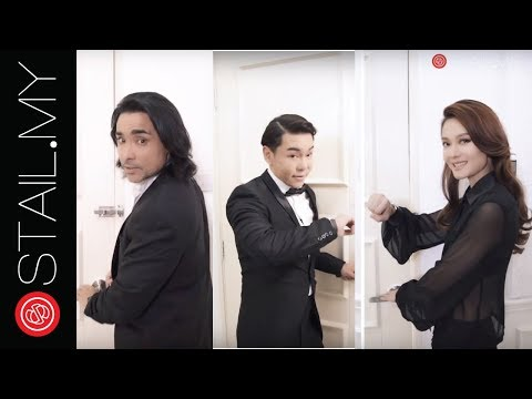 Oris #IWishIHadTheTime bersama Sha'arin Razali Wong, Desmond Tey & Jennifer Foo