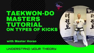Kicks – piercing, thrusting and smashing
