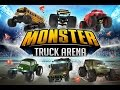 Monster Truck Arena Driver - 4x4 Car Racing Games - Videos Games for Children /Android HD