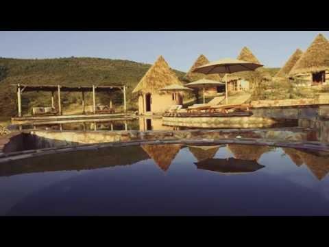 The best safari spa in Africa