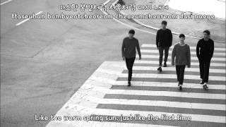[Han/Rom/Eng] 2AM - 나타나 주라 (Over The Destiny) Lyrics