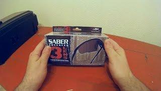Wiley X Saber Advanced - Ballistische Schutzbrille - Unboxing