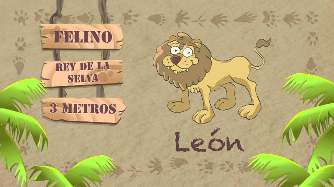 Las características del LEÓN