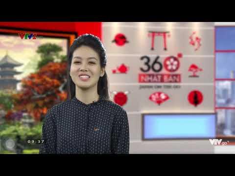 Casio CT-X5000 trên VTV2 trong chương trình Japan on the go