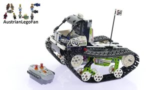 Lego Technic 42065 RC Tracked Off-Road Truck - Lego Speed Build Review