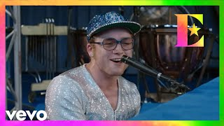 Taron Egerton Elton John Rocketman Music From The Motion Picture
