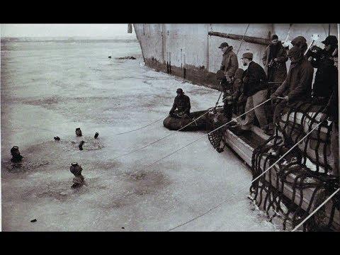 Тайна загадочной экспедиции советских полярников на Антарктиду - документальный фильм