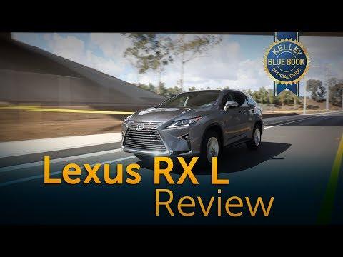 Lexus RX L Паркетник класса J - рекламное видео 2