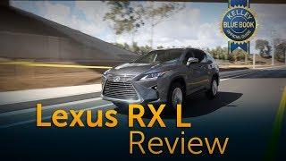 2018 Lexus RX L – First Look