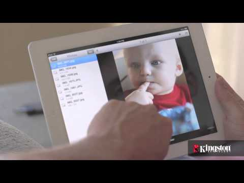 MobileLite Wireless -- How-To: Upload to Social Media