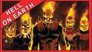 Hell On Earth | Doctor Strange - Damnation #1