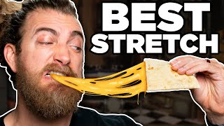 What's The Stretchiest Cheese In The World?