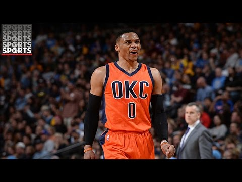 Russell Westbrook Averaged a Triple-Double This Year